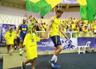 Bruninho na Liga Mundial (Foto: Divulgação/FIVB)