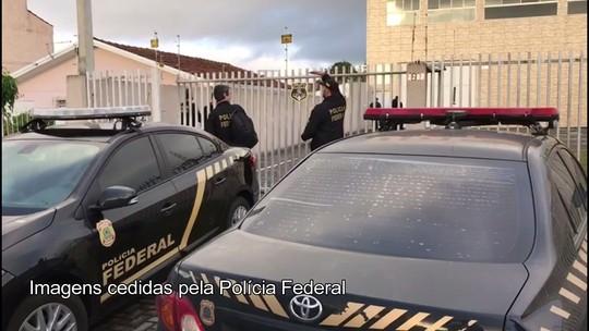 Polícia Federal deflagra 3ª fase de operação que investiga desvio de recursos na UFPR