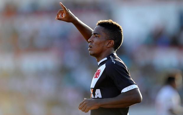Thalles gol Vasco (Foto: Fabio Castro / Ag. Estado)