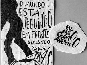 'Eu me chamo Antônio', Pedro Gabriel, Flipoços, livro (Foto: Divulgação/ Editora Intrínseca)