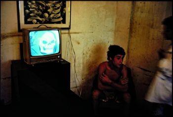 """Foto (Foto: Imagem do fotolivro """"Silent book"""", de Miguel Rio Branco/ Divulgação)"""