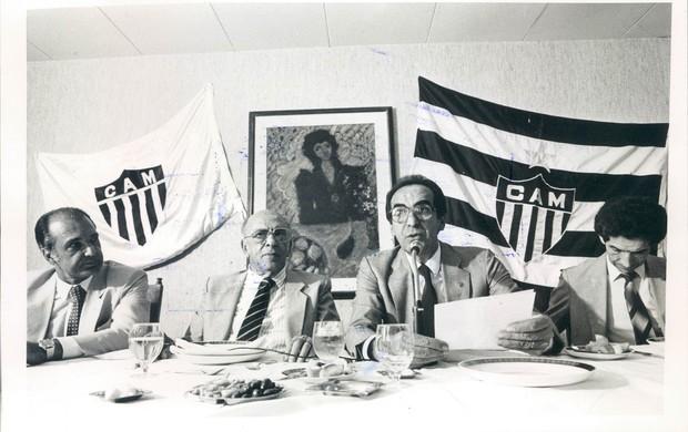Elias Kalil, ex-presidente do Atlético-MG (Foto: Centro Atleticano de Memória)
