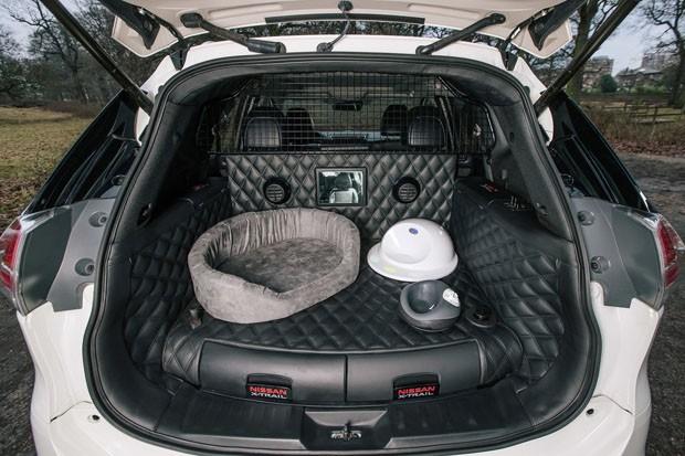 """Nissan X-Trail 4Dogs: """"bom pra cachorro"""" e para famílias aventureiras (Foto: Divulgação)"""