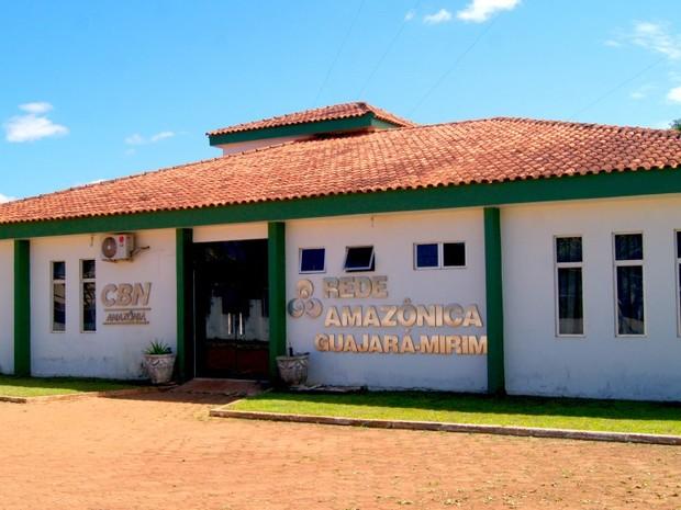 Rede Amazonica Guajará-Mirim (Foto: Júnior Freitas/ G1)