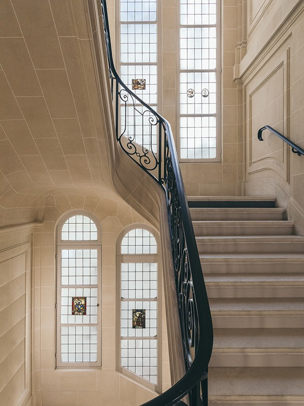 The Maison Chloé occupies a Belle Epoque building that dates to 1905 (Foto   CHLOÉ f7c27c8dadf