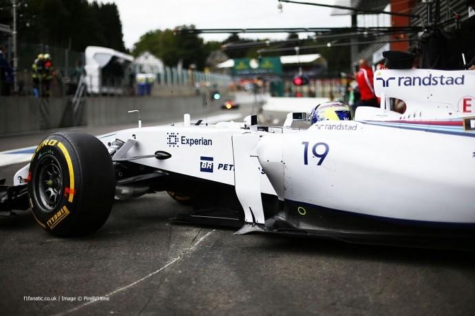 Williams - Massa