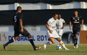 Na Copa do Brasil, Pingo aposta em fator local para jogo contra Corinthians