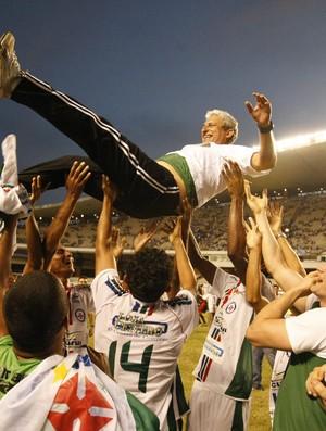 Sinomar Naves conquistou o Parazão de 2011 pelo Independente Tucuruí (Foto: Marcelo Seabra/O Liberal)