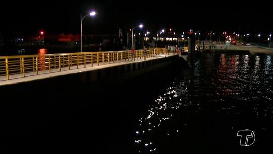 Após nove anos, porto para embarque e desembarque é inaugurado em Santarém