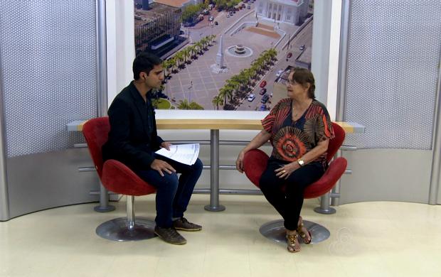 educandário (Foto: Acre TV)