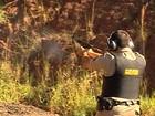 Batalhão da Polícia Militar de Araxá comemora dez anos com torneios