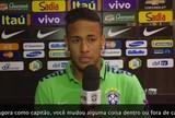 BLOG: Fãs fazem perguntas, e Neymar fala sobre seleção brasileira e a vida particular