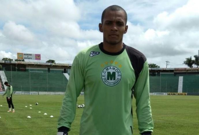 Felipe Mamoré goleiro Felipe Moreira Borges (Foto: Mamoré/Divulgação)