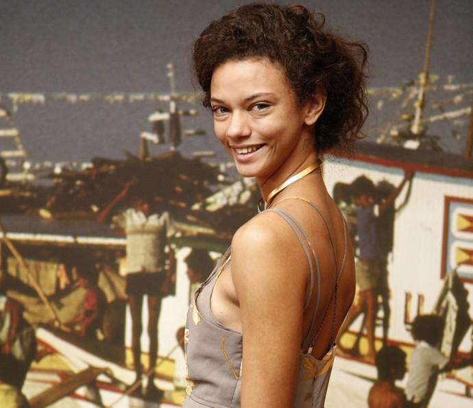 Marina Nery estreia em 'Velho Chico' e recebe elogios do público (Foto: Inácio Moraes/Gshow)