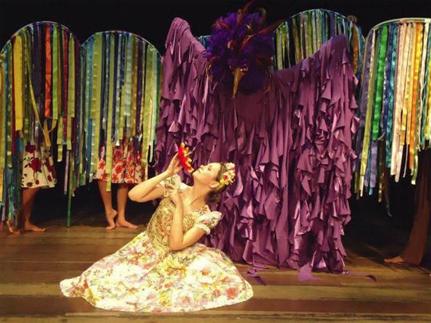 Espetáculo 'Encantados' é apresentado em Cabedelo (Foto: Divulgação)