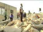 Israel destrói casas de palestinos que mataram policial israelense