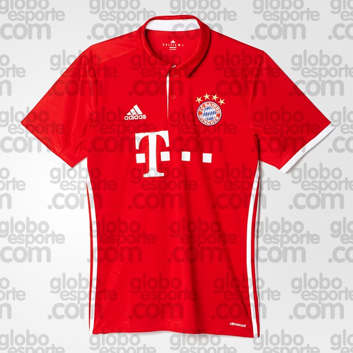 Camisa nova Bayern de Munique
