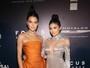 Kendall e Kylie Jenner roubam a cena em festa pós-premiação