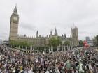 Milhares de pessoas protestam em Londres contra a austeridade