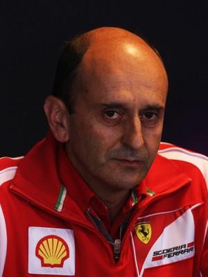 """Luca Marmorini foi a primeira """"vítima"""" da reforma proposta por Marco Mattiacci na Ferrari (Foto: Getty Images)"""
