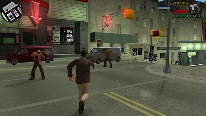 GTA: Liberty City Stories, clássico jogo do PSP chega ao iOS com gráficos melhorados (Foto: Divulgação / Rockstar)