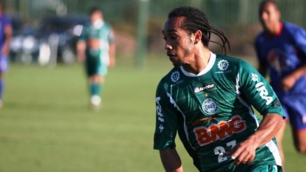 Everton Costa, meia do Coritiba (Foto: Divulgação / Coritiba)