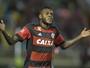 """Artilheiro do Fla, Marcelo Cirino traça próxima meta: """"Gol da vitória domingo"""""""