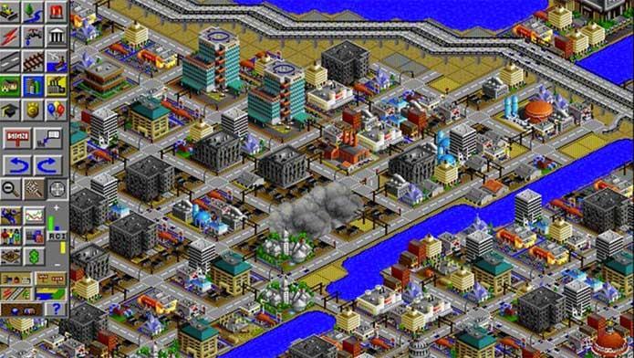 SimCity 2000 Special Edition (Foto: Divulgação/EA)