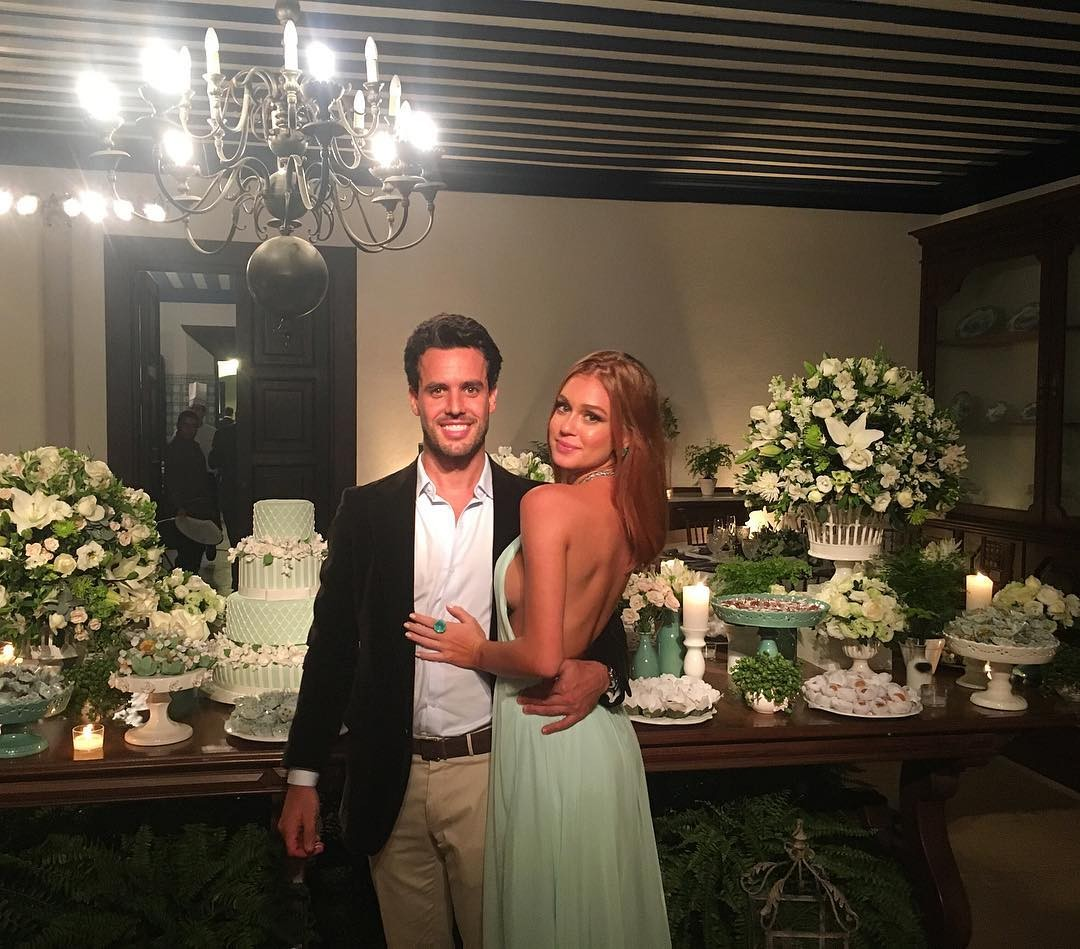 Marina e Xandinho (Foto: Reprodução/Instagram)