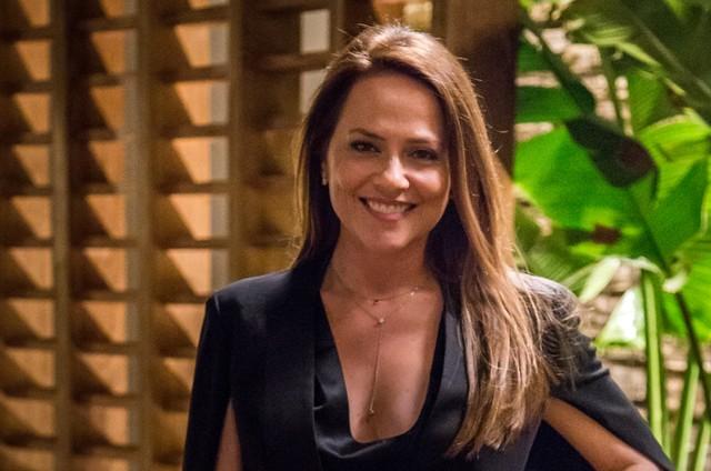 Vivianne Pasmanter (Foto: Paulo Belote/ TV Globo)
