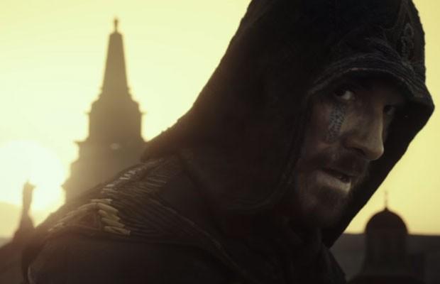 Michael Fassbender no papel de Aguilar, no filme 'Assassin's Creed', baseado nos jogos de mesmo nome. (Foto: Reprodução/Fox)