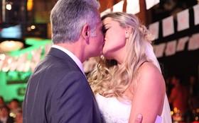 Final: um brinde aos noivos! Brunettý finalmente se casa com Nelson