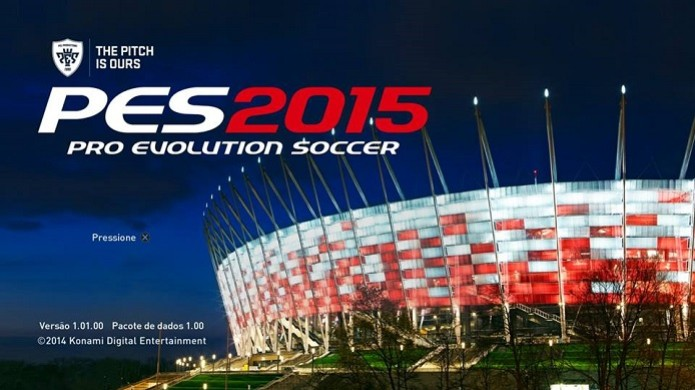 PES 2015 é um jogo com muitas opções de bons jogadores (Foto: Reprodução/Thiago Barros) (Foto: PES 2015 é um jogo com muitas opções de bons jogadores (Foto: Reprodução/Thiago Barros))