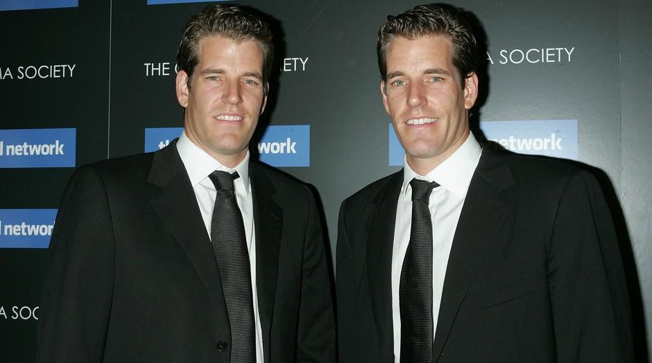 Os gêmeos Winklevoss investiram parte do que receberam de Mark Zuckerberg em Bitcoins (Foto: Wikicommons)
