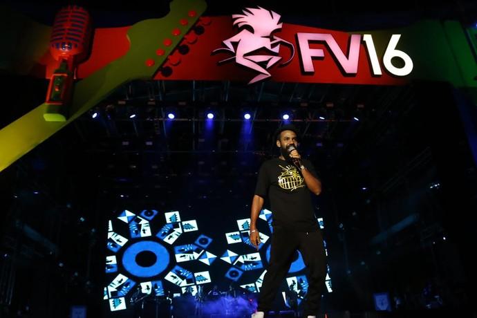 BaianaSystem no Festival de Verão Salvador, Bahia (Foto: Bruno Concha/ Ag Haack)