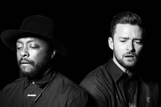 Will I Am e Justin Timberlake (Foto: Reprodução)