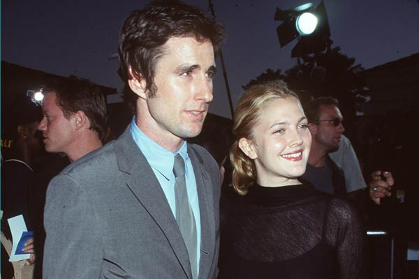 Drew Barrymore e Luke Wilson (Foto: Getty Images)