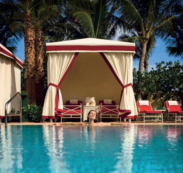 As seis piscinas de hotel mais incríveis ao redor do mundo