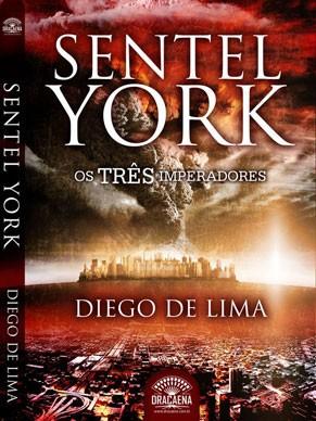 Capa do livro Sentel York (Foto: Reprodução)