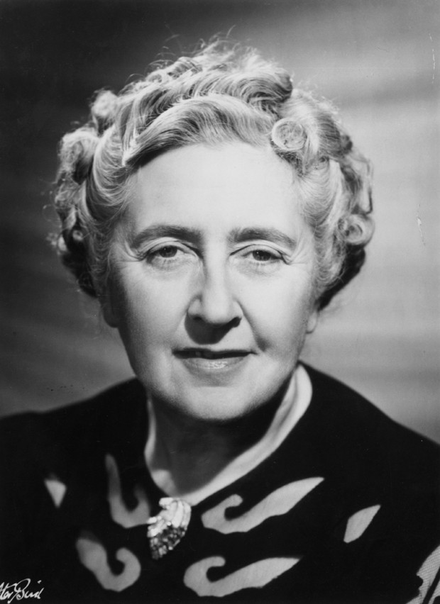Agatha Christie (Foto: Walter Bird/Getty Images)