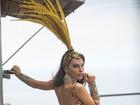 Carol Picchi será musa da Grande Rio