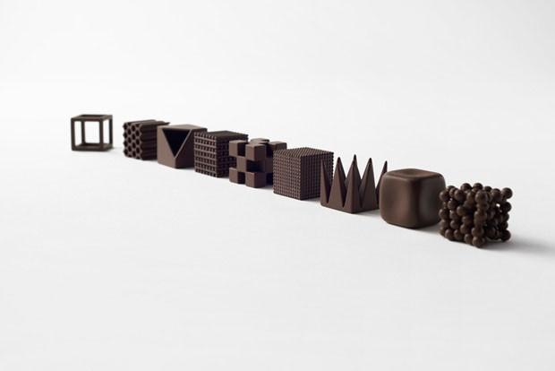 Chocolates Nendo (Foto: divulgação)