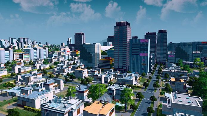 Cities Skylines (Foto: Divulgação)