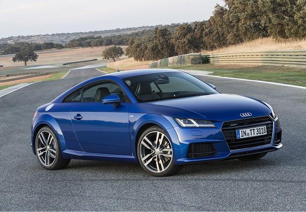 Audi TT (Foto: Divulgação)