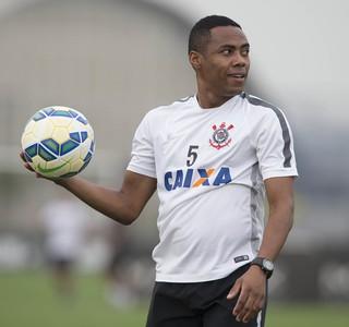 Elias Corinthians (Foto: Daniel Augusto Jr/Agência Corinthians)