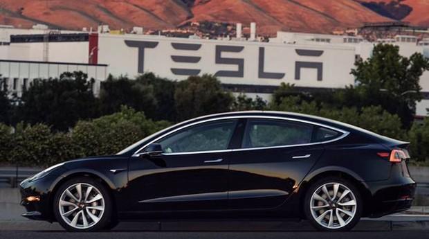 O Model 3, da Tesla (Foto: Reprodução)