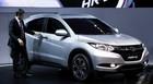 Honda mostra HR-V, o rival do EcoSport (Caio Kenji/G1)