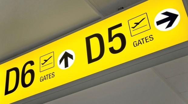 aeroporto; turismo; avião; exterior (Foto: ThinkStock)