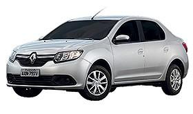 Renault Logan (Foto: Autoesporte)