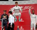 Rosberg vive sua Oktoberfest